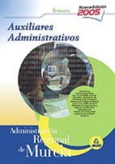 Javiercoterillo.es Auxiliares Administrativos. Administracion Regional De Murcia: Te Mario Image