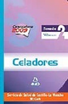Geekmag.es Celadores Del Servicio De Salud De Castilla-la Mancha (Sescam). Temario. Volumen Ii Image