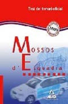Titantitan.mx Mossos D Esquadra: Test Del Temari Oficial Image