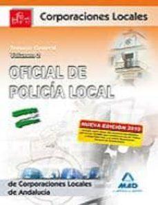 Bressoamisuradi.it Oficial De La Policia Local De Andalucia. Temario General. Volumen Ii Image