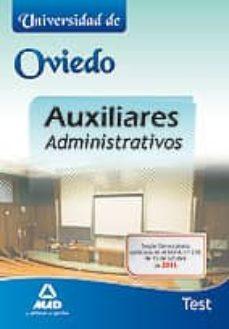 Enmarchaporlobasico.es Auxiliares Administrativos De La Universidad De Oviedo. Test Image