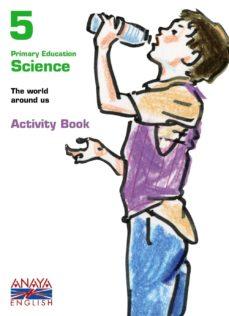 Emprende2020.es Science 5. Activity Book. Image