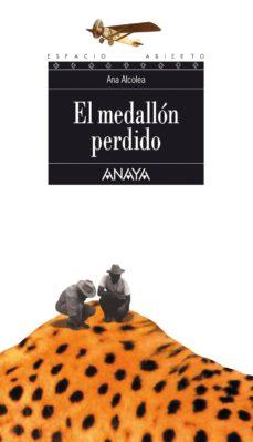 el medallón perdido (ebook)-ana alcolea-9788467862485