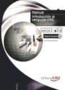 Premioinnovacionsanitaria.es Manual Introduccion Al Lenguaje Html: Formacion Para El Empleo Image