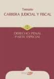 Geekmag.es Carrera Judicial Y Fiscal. Derecho Penal. Temario Parte Especial Image