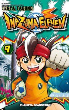 inazuma eleven nº 9-tenya yabuno-9788468476285