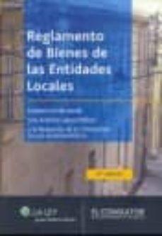 Colorroad.es Reglamento De Bienes De Las Entidades Locales (4ª Ed.) Image