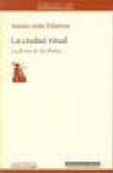 la ciudad ritual: la fiesta de las fallas-antonio ariño villarroya-9788476583685