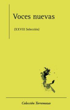 VOCES NUEVAS (XXVIII SELECCION) - VV.AA. | Adahalicante.org