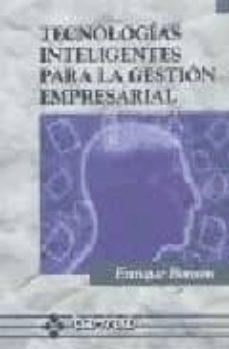 TECNOLOGIAS INTELIGENTES PARA LA GESTION EMPRESARIAL - ENRIQUE BONSON |