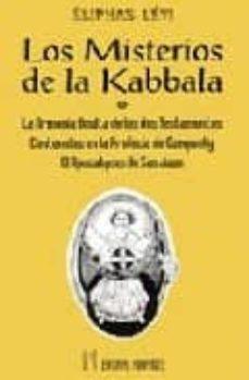 los misterios de la kabbala-eliphas levi-9788479100285