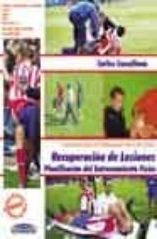 Elmonolitodigital.es Recuperacion De Lesiones: Planificacion Del Entrenamiento Fisico Image