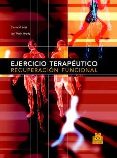 Descargas de libros gratis en línea. EJERCICIO TERAPEUTICO: RECUPERACION in Spanish iBook CHM