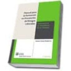Alienazioneparentale.it Manual Formacion Relaciones Laborales: Especialidad Seguridad En El Trabajo ( 7ª Ed.) Image