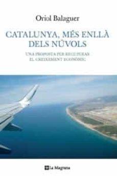 Titantitan.mx Catalunya, Mes Enlla Dels Nuvols: Una Proposta Per Recuperar El C Reixement Economic Image