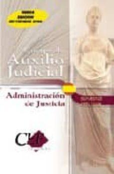 Cronouno.es Supuestos Practicos Cuerpo Auxilio Judicial Administracion De Jus Ticia Image