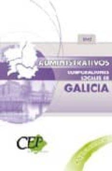Inmaswan.es Test Oposiciones Administrativos Corporaciones Locales De Galicia Image