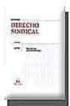 Followusmedia.es Derecho Sindical (9ª Ed.) Image
