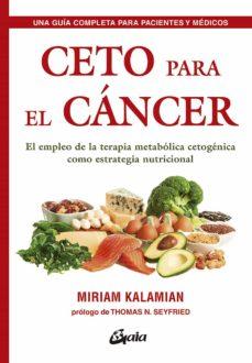 dieta ceto estudio de cáncer