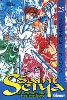 saint seiya 25 (los caballeros del zodiaco)-masaki kurumada-9788484491385