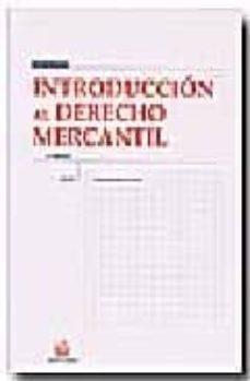 Colorroad.es Introduccion Al Derecho Mercantil (17ª Ed.) Image
