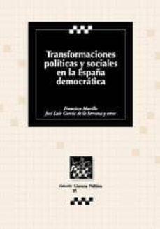 Permacultivo.es Transformaciones Politicas Y Sociales En La España Democratica Image