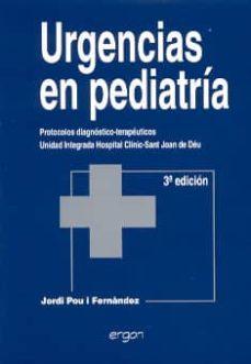 Ebook de larga distancia URGENCIAS EN PEDIATRIA (3ª ED.)