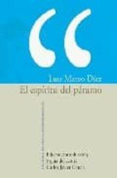Viamistica.es El Espiritu Del Paramo (Edicion, Introduccion Y Guia De Lectura C Arlos Javier Garcia) Image