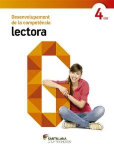 Inmaswan.es Llengua Catalana I Literatura. Quadern De Competència Lectora 4º Secundaria Catala Ed 2015 Image