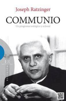 COMMUNIO EBOOK | JOSEPH RATZINGER | Descargar libro PDF o