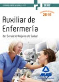 Geekmag.es Auxiliares De Enfermería Del Servicio Riojano De Salud. Temario Parte General Y Test Image