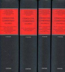 Inmaswan.es Codigo Civil Comentado (4 Vols.) (2ª Ed.) Image