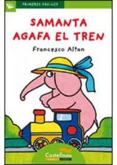 Mrnice.mx Samanta Agafa El Tren (Majuscules) Image