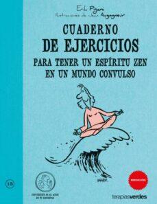cuaderno de ejercicios para tener espiritu zen-erik pigani-9788492716685