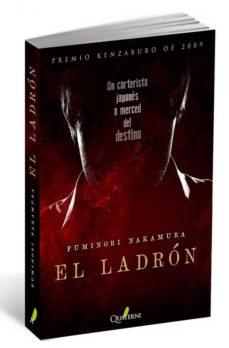 Descarga de audiolibros en un iPod EL LADRON 9788494030185 (Literatura española)  de FUMINORI NAKAMURA