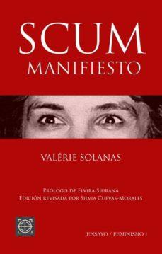 Nuevos libros descarga pdf MANIFIESTO SCUM en español 9788494814785 de VALERIE SOLANAS iBook CHM