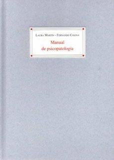 Descargar MANUAL DE PSICOPATOLOGIA gratis pdf - leer online