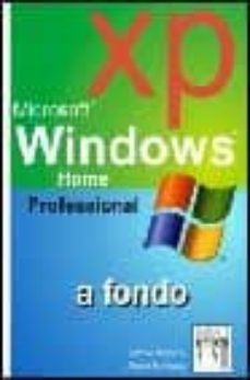 Inciertagloria.es Microsoft Windows Xp Home Professional (A Fondo) Image