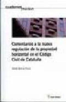 COMENTARIOS A LA NUEVA REGULACION DE LA PROPIEDAD HORIZONTAL EN E - MARTA MOLI  