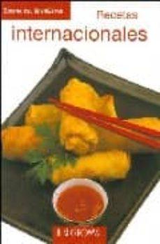 recetas internacionales: cocina del bienestar-9788496304185