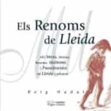 Javiercoterillo.es Els Renoms De Lleida: Mil Mots, Motius, Renoms, Malnoms I Pseudon Ims Image
