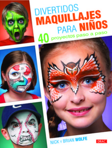 Ebook gratis italiano descargar ipad DIVERTIDOS MAQUILLAJES PARA NIÑOS in Spanish PDB