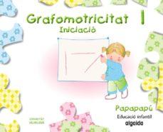 Javiercoterillo.es Grafomotricidad 1. Papapapú (Valenciano) Educación Infantil 3-5 Años Image