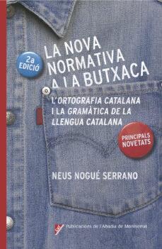 Dominio público descargar libros de audio LA NOVA NORMATIVA A LA BUTXACA