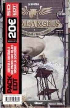Eldeportedealbacete.es Pack Edt: Freak Angels (Vol. 1 A 3) Image