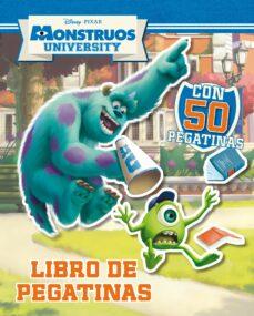 Padella.mx Monstruos University. Libro De Pegatinas Image