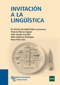 invitación a la lingüística-maria victoria escandell vidal-9788499610085
