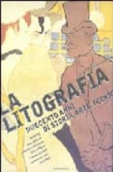 la litografia: duecento anni di storia, arte, tecnica-domenico (ed.) porzio-9788837023485