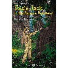 Libros de audio descargables de mp3 gratis UNCLE JACK AND THE AMAZON RAINFOREST + CD 9788853617385
