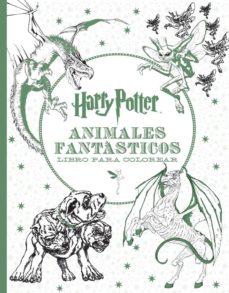 Alienazioneparentale.it Harry Potter - Animales Fantasticos Libro Para Colorear Image